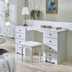 gregor swivel chair vittaryd white steens milford dressing table set in soft white the 183 best amys bedroom images on pinterest drawer dressing