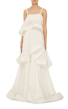 Formal wear for Summer. Windy Skirt by HOUGHTON for Preorder on Moda Operandi