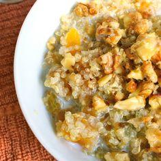 Ellie Krieger's Honey Harvest Quinoa