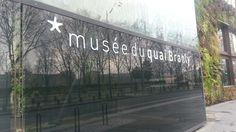 Musée du Quai Branly, Paris.