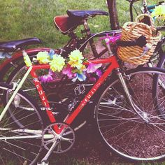Summer means bike rides! Summer Sun, Summer Of Love, Summer Time, Power Wheels, I Love The Beach, Least Favorite, Make You Smile, Flower Power, Urban Outfitters