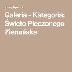 Galeria - Kategoria: Święto Pieczonego Ziemniaka