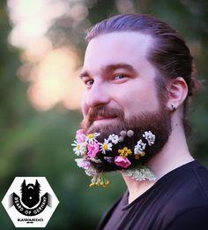 #Flowerpower #BeardofGermany #Modelcontest #Berlin #Fotograf #Voting #Bartmodel www.beard-of-germany.de