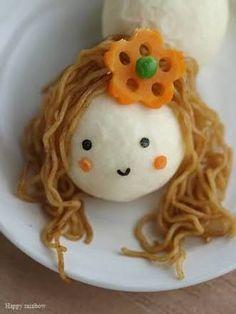 Resultado de imagem para comidas para crianças criativas
