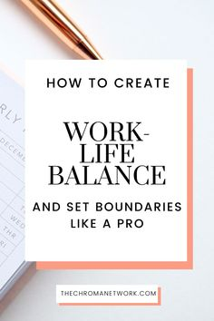 Learn the top 6 things I learned as an early-career woman in her twenties about setting boundaries at work. With these tips on work-life balance you will create the corporate life that fulfills you as a young professional while also learning how to create a life outside of work that feeds your soul. Creating A Business, Business Tips, Work Life Balance Quotes, Work Calendar, Setting Boundaries, Young Professional, Time Management Tips, Mindfulness Quotes, Self Improvement Tips