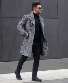 LOVE his coat!