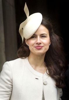 Lady Frederick Windsor    The Royal Hats Blog