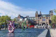 8- Le Rijksmuseum, à Amsterdam