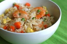 shrimp fried rice by annieseats. Made this last week but with pork, came out wonderful!
