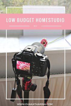 Low Budget: DIY Home Studio - Sonja Sausgruber - Papéis De Parede, Sapatos, Fotografia, As Fotos Photography Lessons, Photography Tutorials, Light Photography, Macro Photography, Creative Photography, Digital Photography, Photography Studios, Photography Ideas, Inspiring Photography
