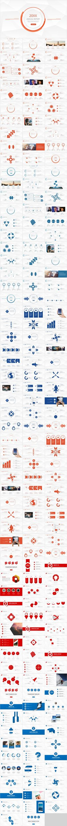 6 in 1 business analysis PowerPoint template Professional Powerpoint Templates, Creative Powerpoint Templates, Business Design, Creative Business, Business Company, Online Templates, Business Powerpoint Presentation, Report Design, Jobs Apps