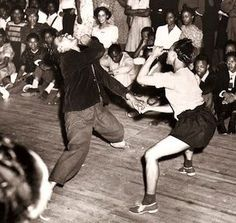 "Swing History 101: The Golden Age of Harlem Lindy Hop (1935-1942) - Setting ""The Scene"" As we discussed in the last episode, as the '20s passed into the '30s the new ""swing"" sound was evolving away from the hot jazz of the 1920s.…"
