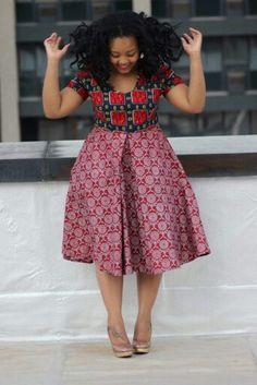 Atemberaubende Plus Size Spring Party Guest Kleider bei Diyanu Shweshwe Dresses, African Maxi Dresses, Latest African Fashion Dresses, African Inspired Fashion, African Dresses For Women, African Print Fashion, Africa Fashion, African Attire, African Wear
