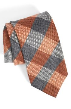 Peter Millar Woven Wool Tie available at #Nordstrom