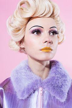 + Photography: Christine Hahn Styling: Ian Milan Makeup: Tiffany Leigh Patton Hair: Sean Michael Bennett Model: Nora Vai (MUSE) Wardrobe: MaryMe-JimmyPaul
