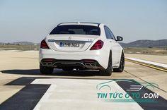 Công bố giá bán mẫu sedan sang chảnh Mercedes-Benz S-Class 2018