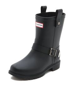 8 Cute Waterproof Boots: Hunter Boots Shoreditch Rain Boots