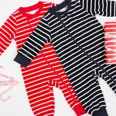 Love this! at Polarn O. Pyret UK & Ireland Adorable in Velour #polarnopyretuk #qualitychildrensclothes #colourfulkidsclothes <p>These classic striped velour all-in-ones feel so gorgeous for baby and for you. Smart unisex colours mean you can hand them on to the next one...and the next!</p>