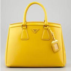Prada Saffiano Parabole Bag