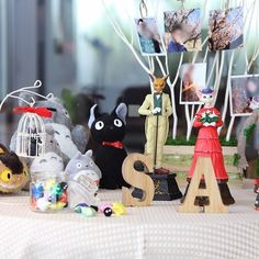 大好き♡がつまった*ジブリがいっぱいハッピーウェディング Totoro, Wedding Decorations, Studio Ghibli, Children, Young Children, Boys, Kids, Wedding Decor, Child