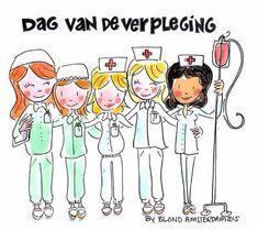"""Dag van de verpleging"" - Blond Amsterdam 12 mei 2015"
