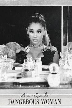 ariana grande, dangerous woman, and black and white image Ariana Grande Fotos, Cabello Ariana Grande, Ariana Grande Photoshoot, Ariana Grande Pictures, Ariana Grande 2016, Ariana Grande Poster, Ariana Grande Dangerous Woman, Dangerous Woman Tour, Jessie J