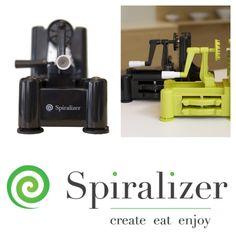 Grönsakssvarv Svart - Spiralizer