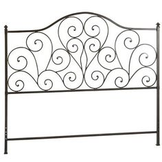 perched bird queen headboardthis is used on the tv show mom and