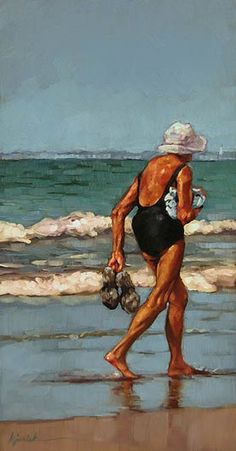 Karin Jurick Paintings - Bing Images- images of the elderly- senior citizens in paintings.