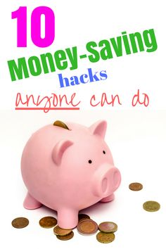 Saving Money has never been easier with these frugal tips!