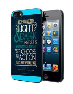 harry potter quote sirius Samsung Galaxy S3/ S4 case, iPhone 4/4S / 5/ 5s/ 5c case, iPod Touch 4 / 5 case
