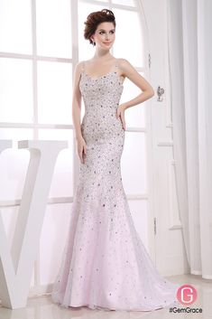 Only $214.9, Special Occasion Dresses Mermaid V-neck Sweep Train Tulle Evening Dress With Beading #OP3167 at #GemGrace. View more special Special Occasion Dresses,Prom Dresses,Evening Dresses now? GemGrace is a solution for those who want to buy delicate gowns with affordable prices, a solution for those who have unique ideas about their gowns. Find out more>>