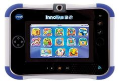 VTech InnoTab 3S The Wi-Fi Learning Tablet, Blue Children, Kids, Game