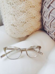 Warby Parker frames in Holcomb