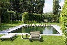 zwemvijver, realised by Het Groene Plan