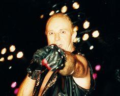 Judas Priest  | Judas Priest – Live at Hammersmith « Every record tells a story