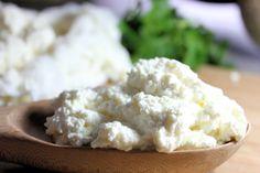 Homemade Riccotta Cheese