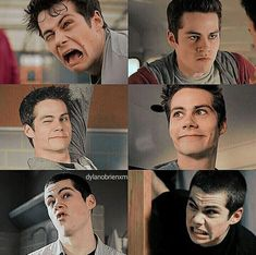 #dylanobrien that face