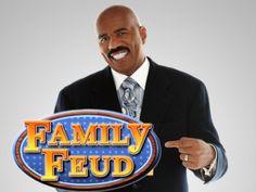 family feud - Steve Harvey