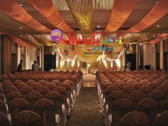 stage decoration    Plan your themed wedding with us . Email us at - info@myshaadiwale.com or call us at +91 - 80 - 64041818