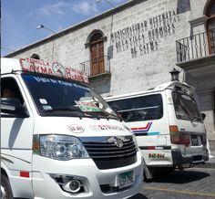 Cayma se quedó sin inspectores de transportes por culpa de la municipalidad provincial de Arequipa http://hbanoticias.com/3668