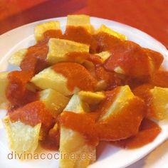 Patatas bravas » Divina CocinaRecetas fáciles, cocina andaluza y del mundo. » Divina Cocina