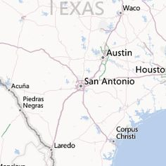 Texas Connector - An online mapping tool for nonprofit capacity building!