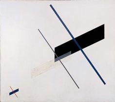 Composition A XI - Laszlo Moholy-Nagy CONSTRUCTION ABSTRACT, 1923