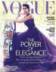 Vogue+India+November+2012+Shweta+Nanda.jpeg (525×680)