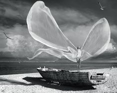 Beautiful Surreal Art by Ukranian digital artist Stanislav Odyagailo Blaise Cendrars, White Photography, Fashion Photography, Nature Photography, Motion Photography, Wedding Photography, Surrealism Photography, Surrealism Art, Conceptual Photography