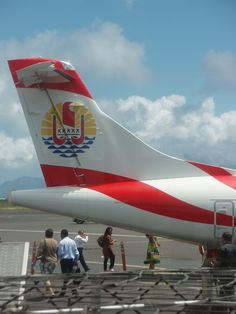 Tahiti Presidential Aircraft