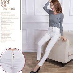 New Summer Elegant Women's Casual Pants OL Work Wear Slim Stretch Pencil Pants Trousers Leggings Women/Female Plus Size bottoms