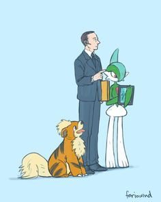 Avengers + Pokemon = Surprisingly Fitting [Pics] Avengers Pokemon – Phil Coulson – Geeks are Sexy Technology News