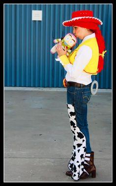 Woody costume teen size